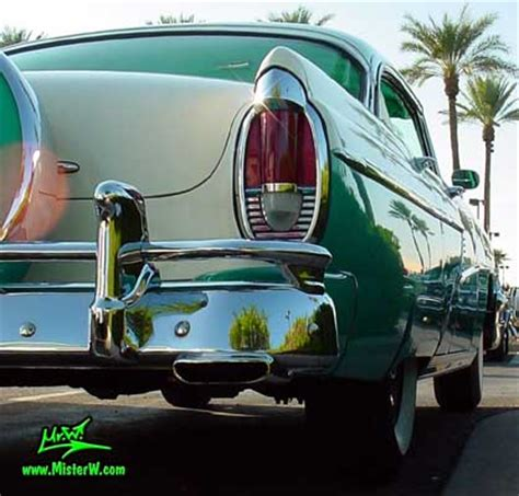 1956 Mercury Tail Light | 1956 Mercury Monterey Sedan ...
