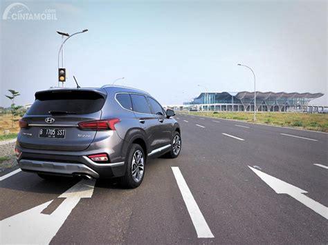 Gambar Mobil Hyundai Santa Fe by Hyundai All New Santa Fe Xg Crdi 2018 Vakansi Menembus