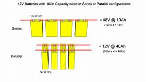 Series Vs Parallel Wiring  U00ab Adventure Ev