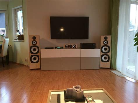 Fernseher Für Wand fernseher an die wand montieren welche h 246 he ist sinnvoll