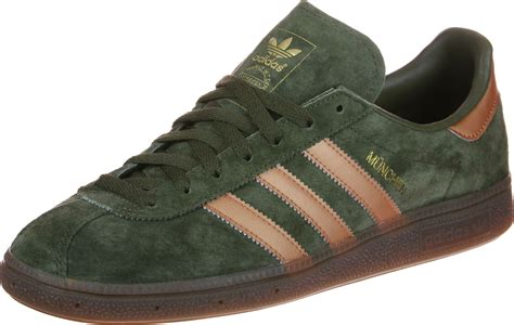 Schuhe München by Adidas M 252 Nchen Shoes Green Copper