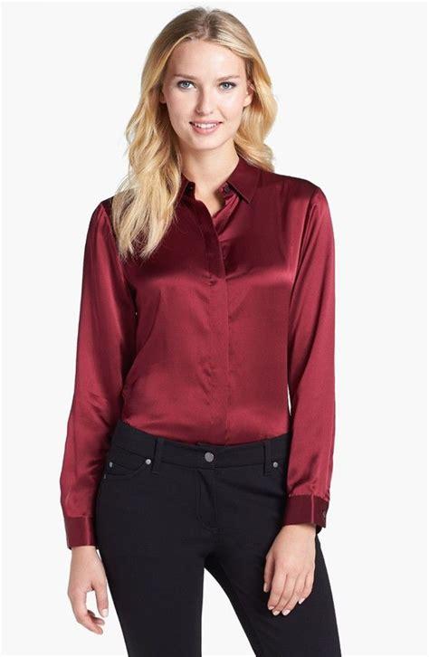 silk charmeuse blouse talbots silk charmeuse blouse sleeveless blouse