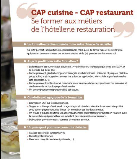cap cuisine candidat libre cap cuisine par manioc with cap cuisine par beautiful