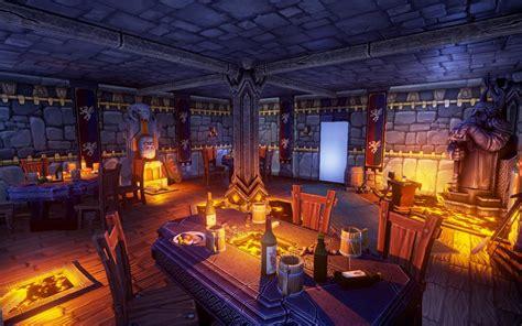 tavern  fantasy management game