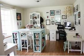 Craft Room Storage  Blue Cricket Design