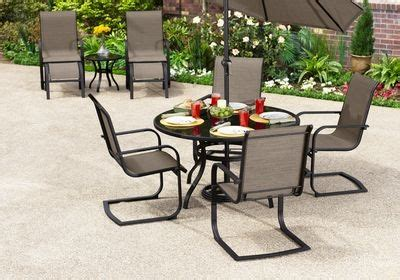 outdoor patio set from fred meyer apartment ideas