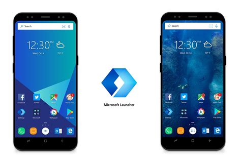 microsoft launcher offers continue on pc option for android phones