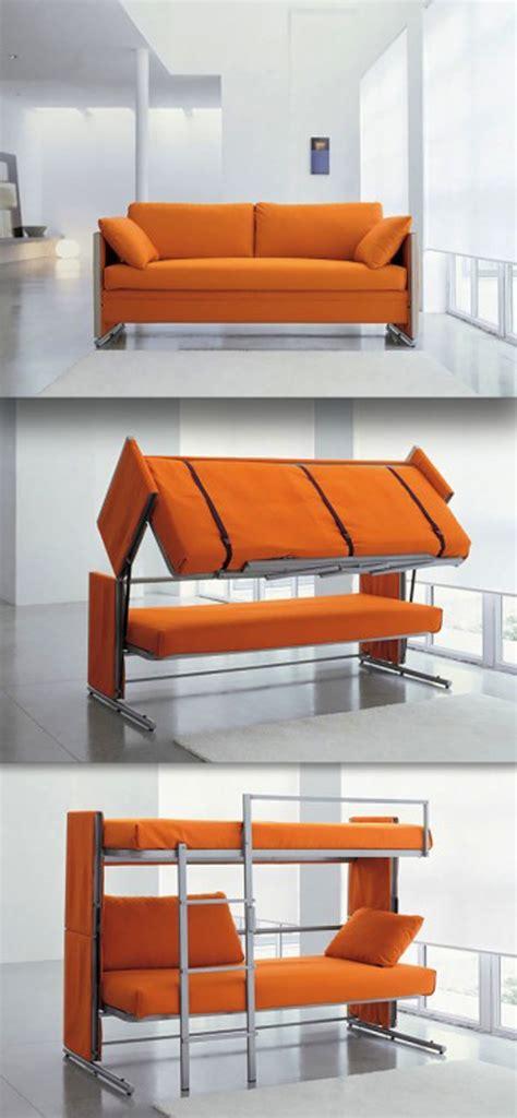 canape convertible lit superpose 8 meubles convertibles qui vous feront gagner de la place