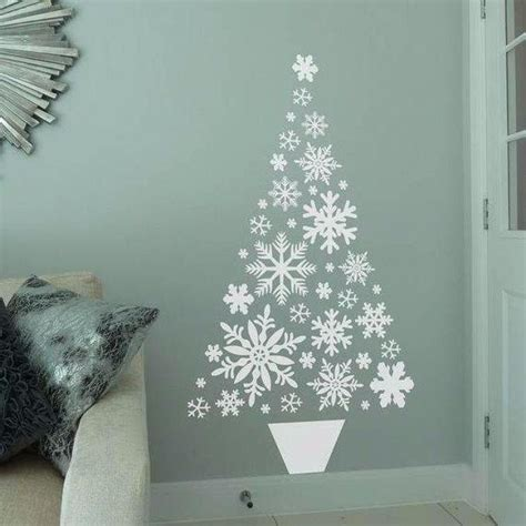 60 wall christmas tree alternative christmas tree ideas family holiday net guide to family