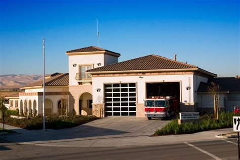 mountain house fire station huff construction