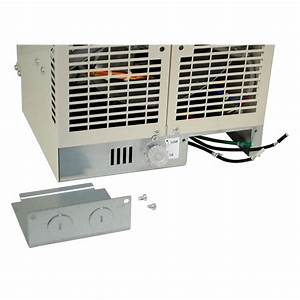 Newair 5 000 Watts Fan Forced Wall  Ceiling Electric Garage