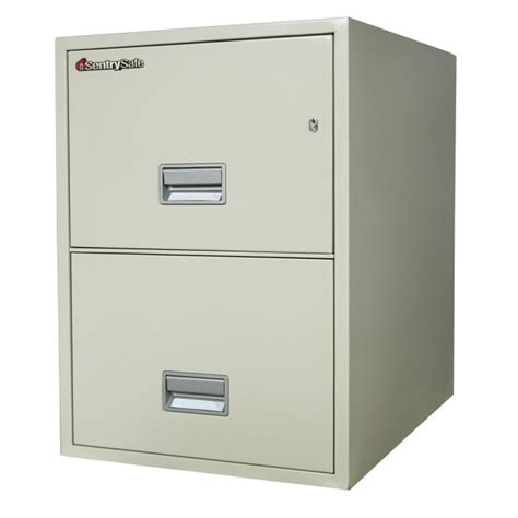 sentry 2 drawer fireproof file cabinet sentry 2g2500 2 drawer file cabinet with rating