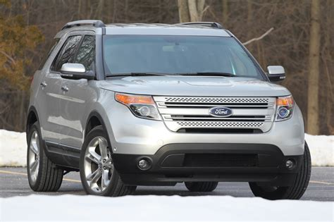2011 Ford Explorer Limited (autoblog