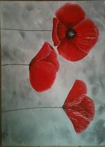 Peindre Sur Papier Peint Relief : peindre sur papier peint relief 8 une toile avec des ~ Dailycaller-alerts.com Idées de Décoration