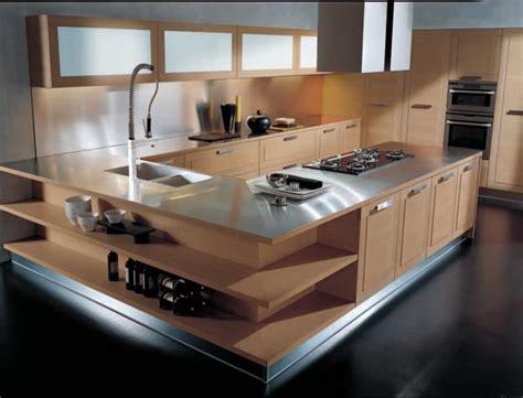 selecting kitchen range type  convenient  modern