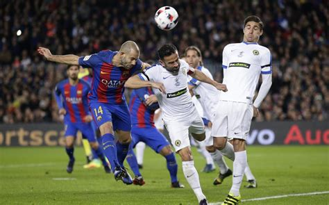 Barcelona 7-0 Hercules Highlights Video 21/12/16 - Livefootballol