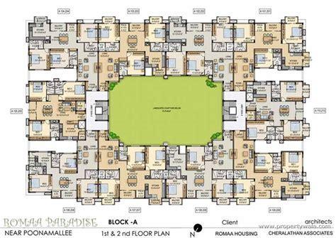 Romaa Paradise   Poonamallee, Chennai   Apartment / Flat