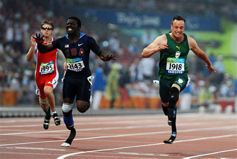 Fastest runners on track at the Olympic Stadium ...