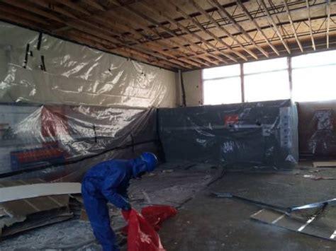 asbestos removal photo gallery