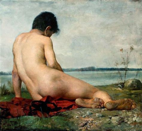 File:Trębacz Male nude in a landscape.jpg - Wikimedia Commons
