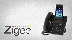 The Zigee Phone Docking Station  Mobile Phone To Desk
