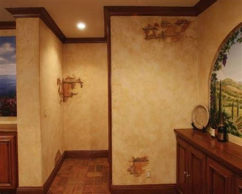 home design and decor tuscan wall paint ideas for home