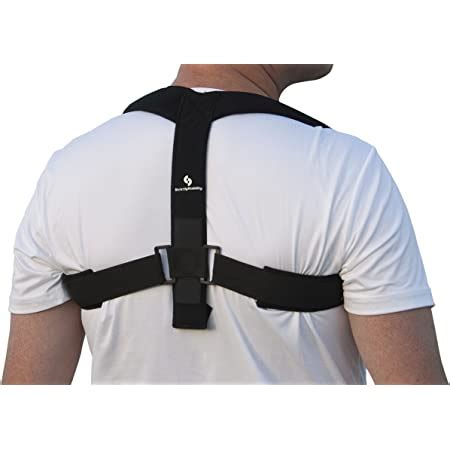 Amazon.com: StrictlyStability Upper Back Posture Corrector ...