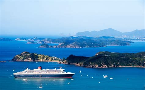 Visiting Cruise Ships - NorthlandNZ.com