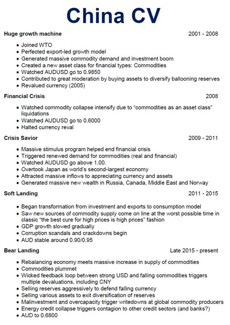 would you hire it china s quot resume quot revealed zero hedge