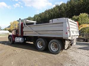 1992 Peterbilt 379 Dump Truck