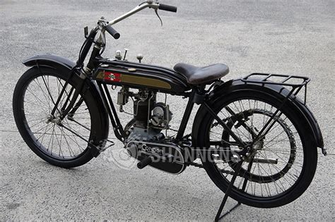 Condor 'moto Chassis' 250cc Belt Drive Motorcycle Auctions