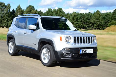 Review Jeep Renegade by Jeep Renegade Review Auto Express
