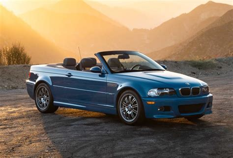 2004 Bmw Convertible by 39k Mile 2004 Bmw M3 Convertible 6 Speed For Sale On Bat