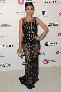 Meta Golding 2016 Elton John Academy Awards Viewing Party