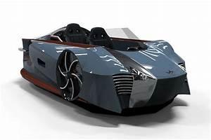Mercier Automobiles : le mercier jones supercarft un a roglisseur au design r solument automobile ~ Gottalentnigeria.com Avis de Voitures