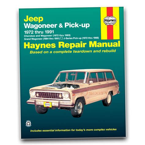 car repair manual download 1992 jeep cherokee regenerative braking jeep cherokee haynes repair manual wide track chief s base pioneer shop dv ebay
