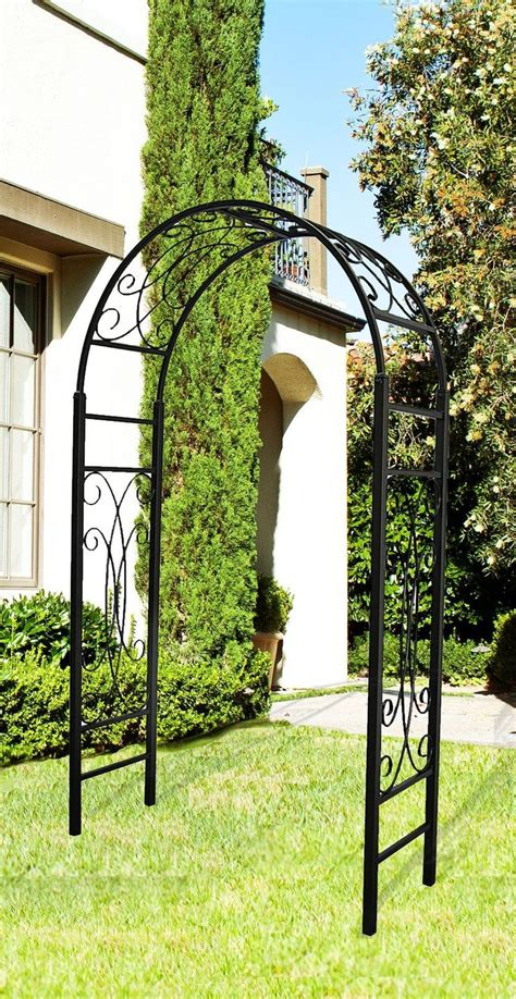 Metal Arch Trellis by Metal Arch Trellis Images