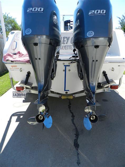 Yamaha Boat Motor Props by Props For Yamaha 4cyl F200 S The Hull Boating