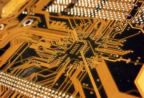 Printed Circuit Board Homemade