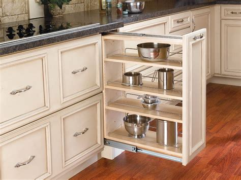 kitchen cabinet pull pull out cabinet organizer for pots and pans home design 2695