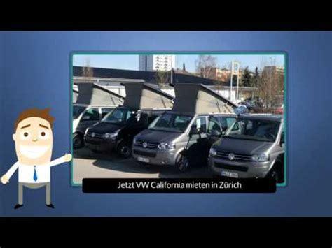 Wohnmobil Mieten Schweiz Cer Vw California T5 Vw Busse Und Wohnmobile