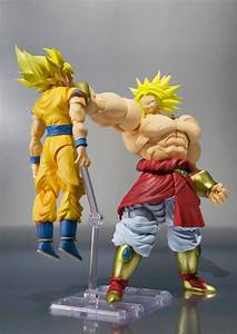 Dragon Ball Z SH Figuarts Broly Images and Info - The ...