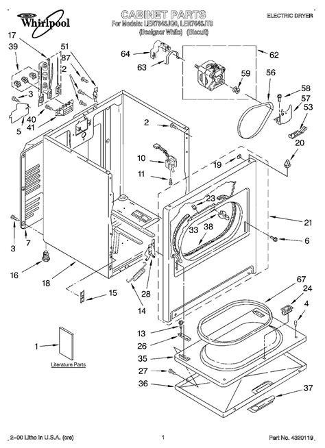 whirlpool duet dryer wiring diagram 35 wiring diagram