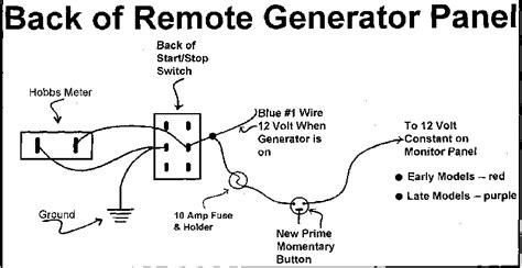 Prime Remote Starter Wiring Schematic by Form