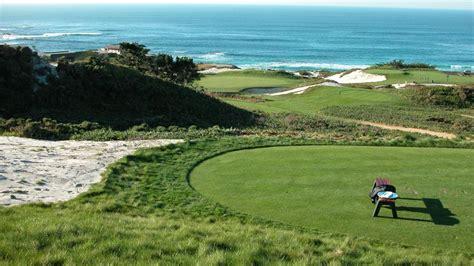 spyglass hill golf  pebble beach ca hidden links golf