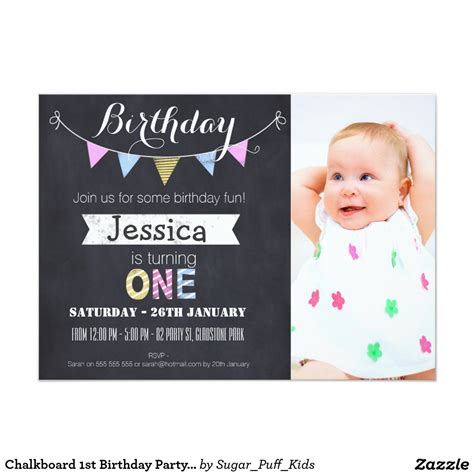 First Birthday Invitation Templates Musicalchairs Us