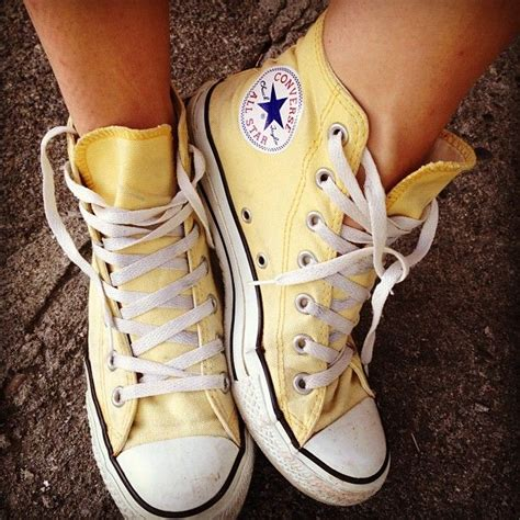 Best 25+ Yellow converse ideas on Pinterest   Aesthetic yellow Yellow sneakers and Aesthetic colors