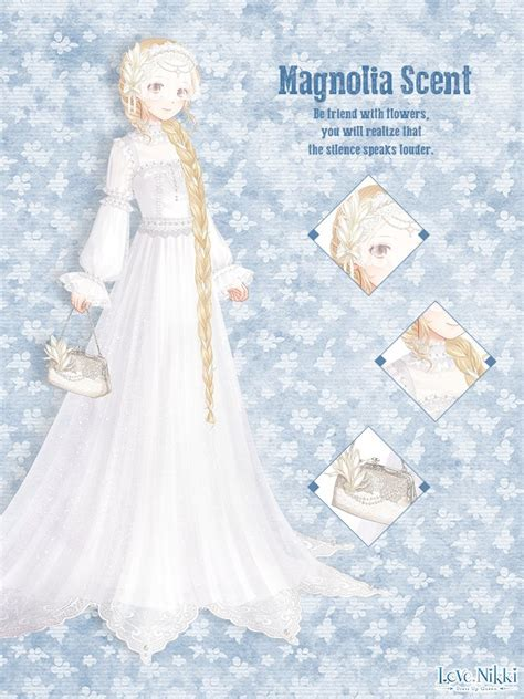 nikki dress queen outfits clothes magnolia scent princess wiki dresses queens