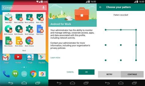 android for work app arrives as a free on the