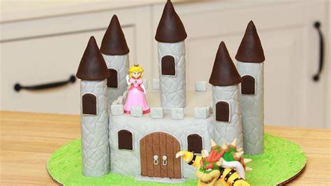 castle cake nerdy nummies youtube